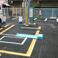 都心では小さい敷地をバイク用月極駐車場と車用コインパーキングの組合せで有効活用